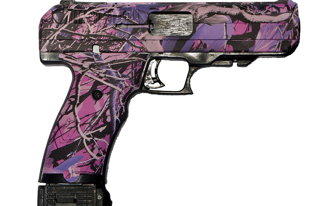 Pink Guns For Sale – The Best Pink Options