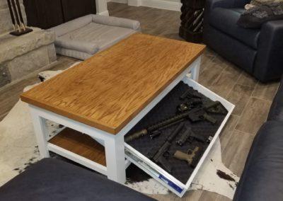 Concealment Coffee Tables