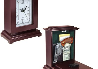 Clock Gun Safes