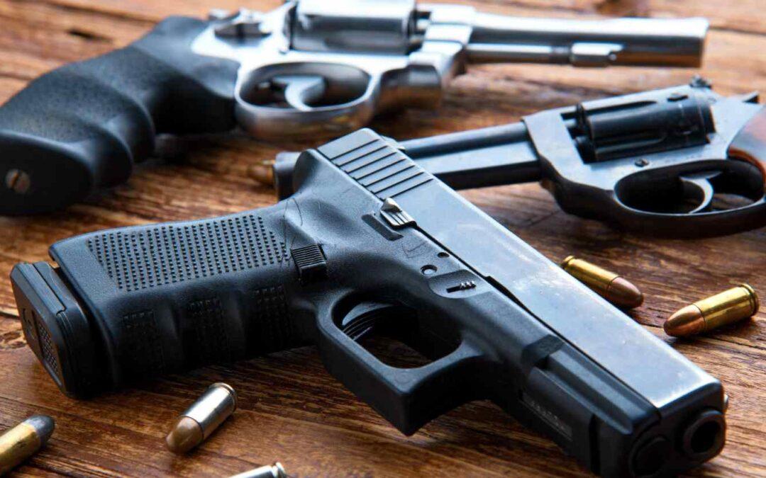 Most Popular Handguns in America