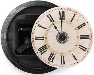 Gun Concealment Wall Clock