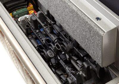 Gun Concealment Bench