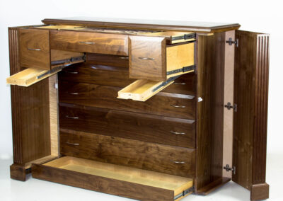 Concealment Dresser