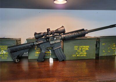 Rock River Arms Rifle LAR-15 Auction 882697818