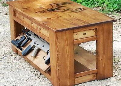 Rustic Concealment Furniture