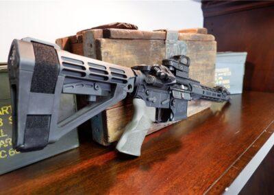 Custom AR Pistol Auction 998210092