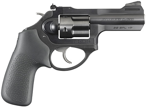 The Ruger LCR .357