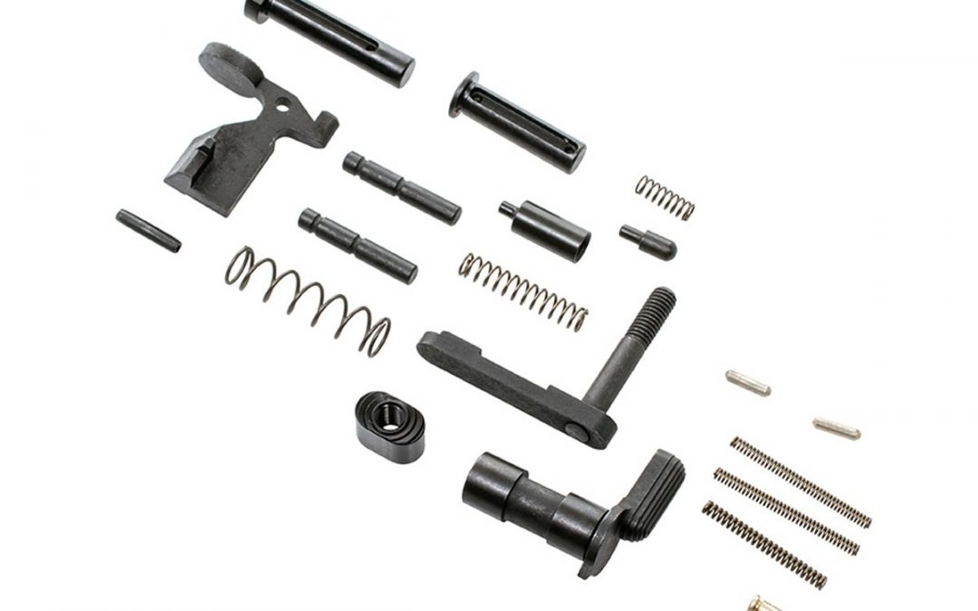Our Favorite Lower Parts Kits For AR-15 Platforms