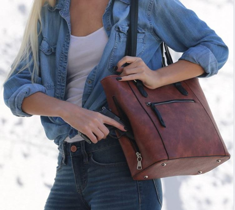 The Most Fashionable Purses For Concealed Carry